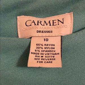 Carmen Marc Valvo Dresses - Carmen Marc Valvo dress